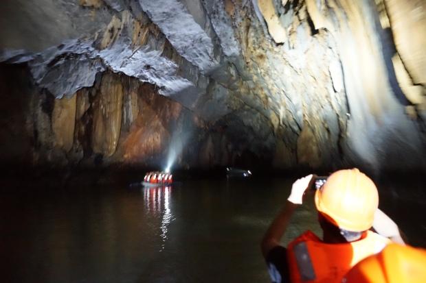 Häftiga grottor